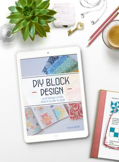 DIY Block Design ebook