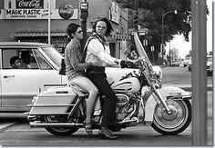 Elvis Presley and Mary Kathleen Selph at the corner of South Parkway and Elvis Presley Blvd. in Memphis, Tennessee June 30, 1972. ID on Mary Kathleen Selph from her mother, Peggy Selph Cannon on Jan 5, 2000. Mrs. Cannon says her daughter was killed in an auto accident on July 18, 1972 at the age of 20.