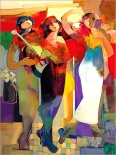 Hessam Abrishami - Above All Art Figurative Kunst, Beautiful Paintings, Figure Painting, Indian Art, Female Art, Les Oeuvres, Collage Art, New Art, Modern Art