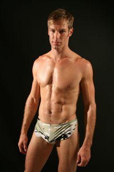 Male model Levi Poulter