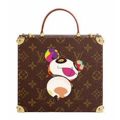 Takashi Murakami x Louis Vuitton. I hope Ethan ends up doing something like this