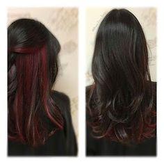 22 Latest Highlighted Ideas For Black Hair Hair Love Pinterest