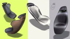 Seats on Behance Car Interior Design, Interior Sketch, Interior Concept, Automotive Design, Industrial Design Sketch, Car Design Sketch, Aircraft Design, Transportation Design, Trends