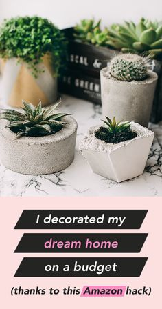 I decorated my dream home on a budget (thanks to this Amazon hack)