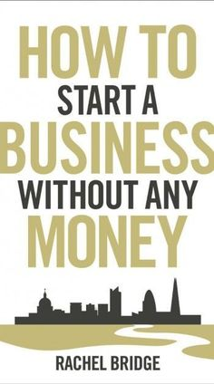 How To Start A Business Without Any Money franchise.avenue....