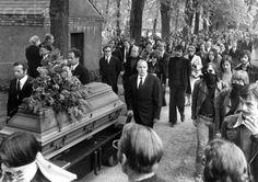 Funeral Of Ulrike Meinhof