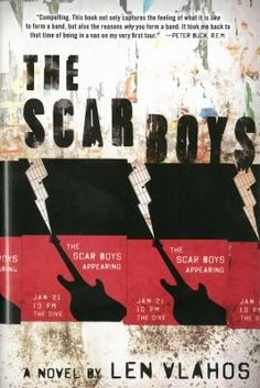 "The Scar Boys / Len Vlahos ""Written as a college admission essay, eighteen-year-old Harry Jones recounts a childhood defined by the hideous scars he hid behind, and how forming a band brought self-confidence, friendship, and his first kiss. Ya Books, Books To Read, College Admission Essay, College Application Essay, Books For Teens, Teen Books, Coming Of Age, Commonwealth, The Life"