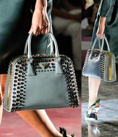 Got Nothing But Love For Prada on Pinterest | Prada, Prada Spring ...