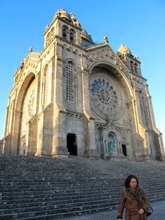 santa luzia in viana, portugal