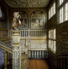 Knole House in England