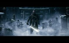 Infamous Dev's New PS4 Game Revealed, Titled Ghost Of Tsushima