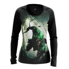 nice Girls Longsleeve Green Arrow Gifts Merchandise Collectibles