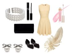 """""""Nicely"""" by adri-98 on Polyvore featuring Elie Saab, Nly Shoes, Stila, Sisley Paris and John Lewis"""