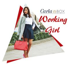 Résultats concours Carla Box : 5 box working girl revisitées gagnées