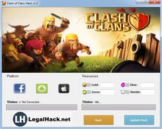 With this Clash of Clans Hack you can easily get gold, gems, elixir and shields for free. This tool will help you get better Clash of Clans Game results. - Like and Pin!