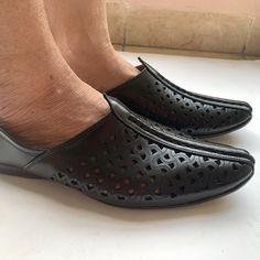 Hommes casual chaussures à enfiler smart noire fashion bureau designer robe formel tailles