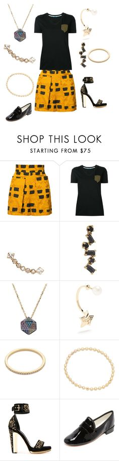 """fashion is what one wears"" by emmamegan-5678 ❤ liked on Polyvore featuring Vivienne Westwood Anglomania, Guild Prime, Loren Stewart, Noor Fares, Delfina Delettrez, Gabriela Artigas, Alexander McQueen, Repetto and modern"
