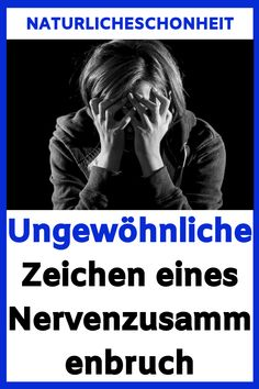 Unusual Signs of a Nervous Breakdown Card # Health & Nursing - Devonge Chronischer Stress, Nervous Breakdown, Trauma, Coaching, Parenting, Health, Nursing, Lifestyle, Signs