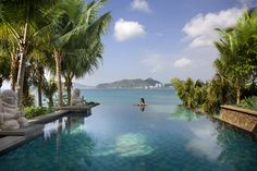 Top 10 Most Luxurious Resorts in the World #8 Mandarin Oriental, Sanya