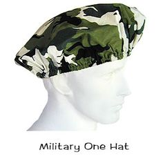 Bouffant Surgical Scrub Hat Military One Nurse Cap, Stethoscope Cover, Military First, Surgical Caps, Scrub Caps, Make And Sell, Scrubs, Camo, Cotton
