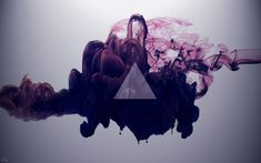 Hipster Triangle Wallpaper HD @413