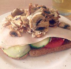 Postworkout #healthy #bread