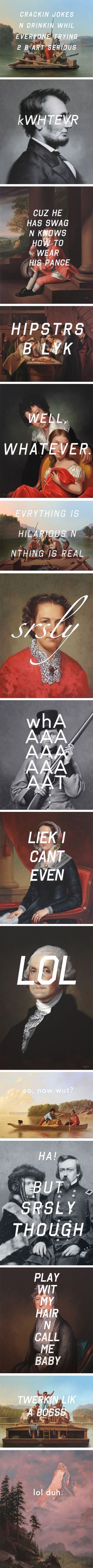 Shawn Huckins on the LPP blog.  All images via the artist.