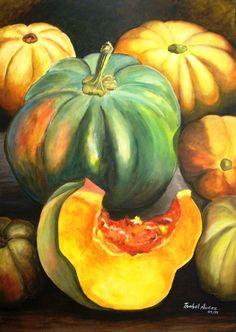 Pinturas de alumnas de Taller de pintura Boris Doddis on Pinterest ...