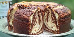 Low Carb Diät rezept: Marmorkuchen