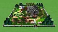 bahçe peyzaj çizim programı - Google'da Ara