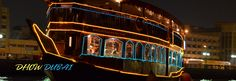 Dhow cruise dubai is one of its own kind, a romantic and elite adventure on Dubai creek which inducts history of Dubai city.