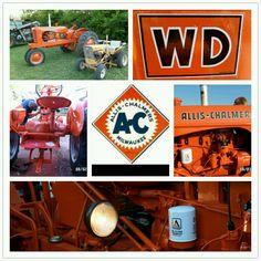 Allis Chalmers all the way baby <3