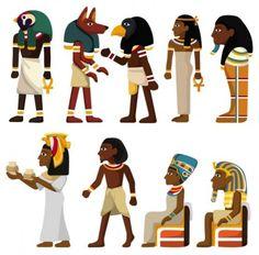 free Egyptian pattern