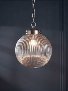 Glass Pendant Light, Ceiling Pendant, Glass Pendants, Pendant Lighting, Round Pendant, Lounge Lighting, Hall Lighting, Bedroom Lighting, Lighting Ideas