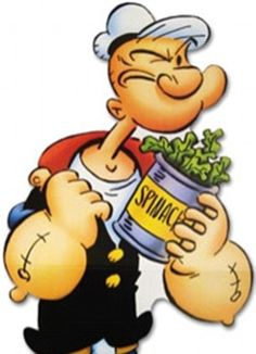 "Wonder if Popeye began my love of spinach? "" I eats my spinach. I'm strong to the finish. I'm Popeye the sailor man! Classic Cartoon Characters, Cartoon Tv, Classic Cartoons, Popeye Cartoon, Cartoon Photo, Cartoon Ideas, Favorite Cartoon Character, 70s Cartoons, Old School Cartoons"
