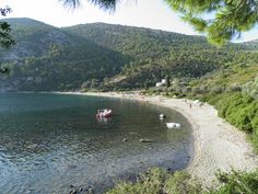 Skyros Greece Zorba The Greek, Island Life, Greek Islands, Sailing, Greece, Beautiful Places, In This Moment, River, Sea