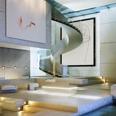 Architecture And interior design that rocks Treppen Stairs Escaleras repinned by www.smg-treppen.de #smgtreppen