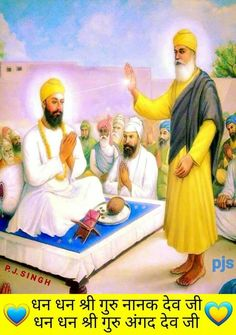 Guru Angad Dev Ji, Painting, Art, Art Background, Painting Art, Paintings, Kunst, Drawings, Art Education