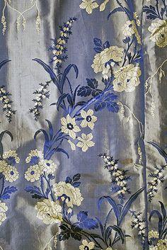 Silk dress, Britain, c. 1842