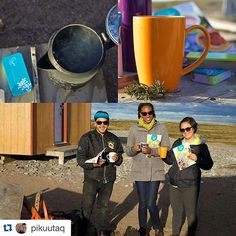 Congrats to our Instagram friend @pikuutaq who was one of our week 4 winners!! http://www.steepedtea.com
