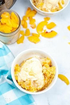 This quick and easy Instant Pot peach cobbler is a simple way to prepare a classic dessert! Once you make a pressure cooker cobbler, you'll never want to turn on your oven again. Cobbler is a classic dessert that's quick and easy to make. But with the help of your pressure cooker, you can prepare this delicious instant pot peach cobbler in half the time! Using your Instant Pot is a quick and easy way to make cobbler that takes much less time and effort than baking it in the oven.