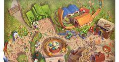 上海迪士尼樂園全新主題園區迪士尼玩具總動園明年夏開幕 - Hong Kong Main Street Gazette 大街小報