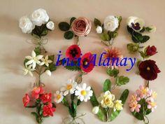 Fabric Flowers, Floral Wreath, Clay, Wreaths, Silk, Clays, Floral Crown, Door Wreaths, Burlap Flowers