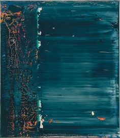 Gerhard Richter ~ Abstract Painting, 1990