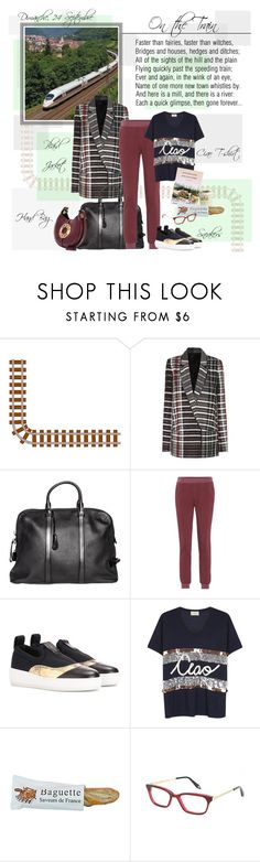 """""""Mon Style № 127 - September 24, 2017"""" by mon-style-diary ❤ liked on Polyvore featuring Haider Ackermann, Tom Ford, ATM by Anthony Thomas Melillo, McQ by Alexander McQueen, Lanvin, Victoria Beckham and Loewe"""