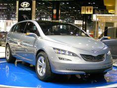 Hyundai Portico - #1