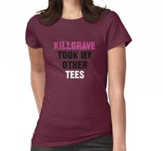 Jessica Jones Kilgrave (played by David Tennant ) demanded me to do this shirt
