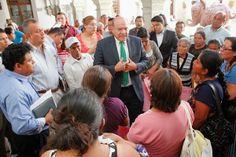 """REDACCIÓN"""" La Noticia con Verdad"""": Atiende Municipio de Oaxaca peticiones de más de 4..."""