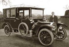 1913 Unic Landaulette