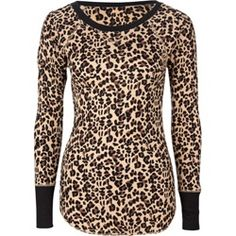 love the cheetah print thermal look Cheetah Print, Leopard Prints, Animal Prints, Tiger Print, Black Scrubs, Leopard Fashion, Swagg, Passion For Fashion, Style Me